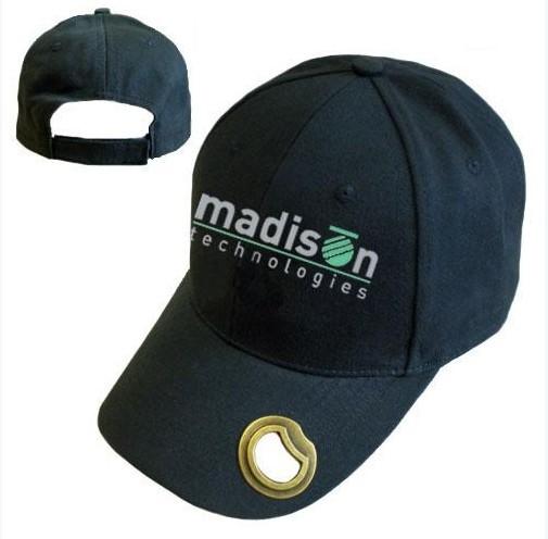 custom baseball caps with bottle opener. Black Bedroom Furniture Sets. Home Design Ideas